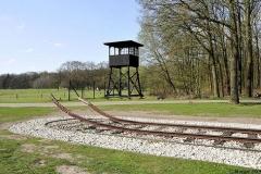 Kamp Westerbork, Altijd een kippenvelmoment, hoe vaak wij er ook komen. Ook altijd weer wat nieuws te zien